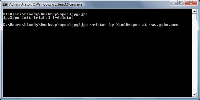 jpg2jps-commandline