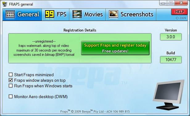 fraps-3_0_0-s3d-support