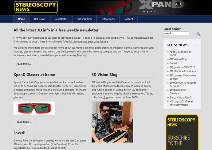 stereoscopynews
