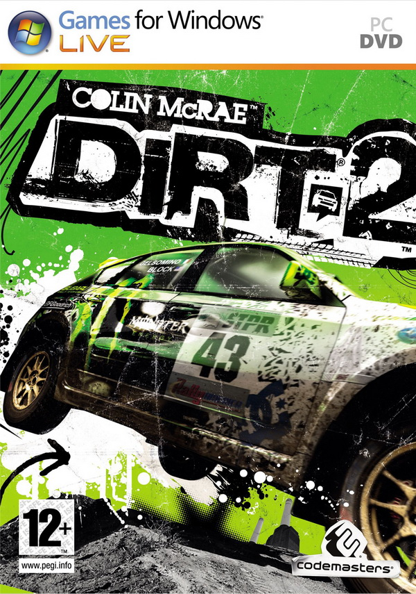 Dirt 2 - Top 10 Best Car Racing PC Games, Playstation Games & XBOX 360 Games