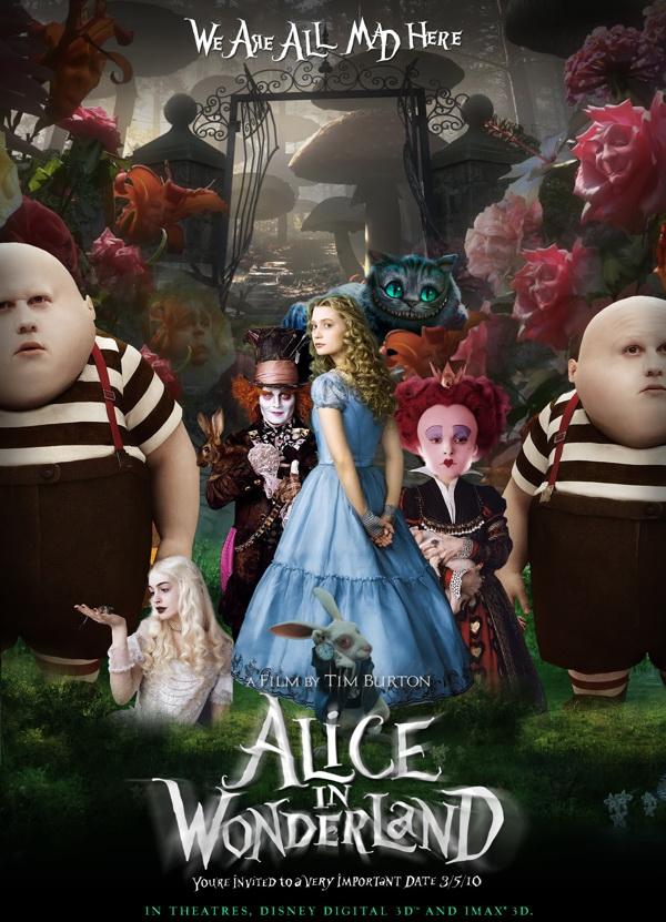 Tim Burton'S Alice In Wonderland Pictures 92