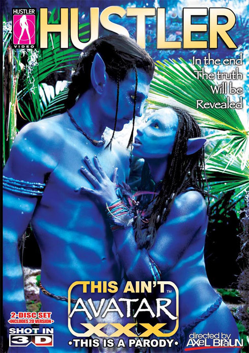"... parody movie for adult audience called ""This Ain't Avatar XXX 3D""."