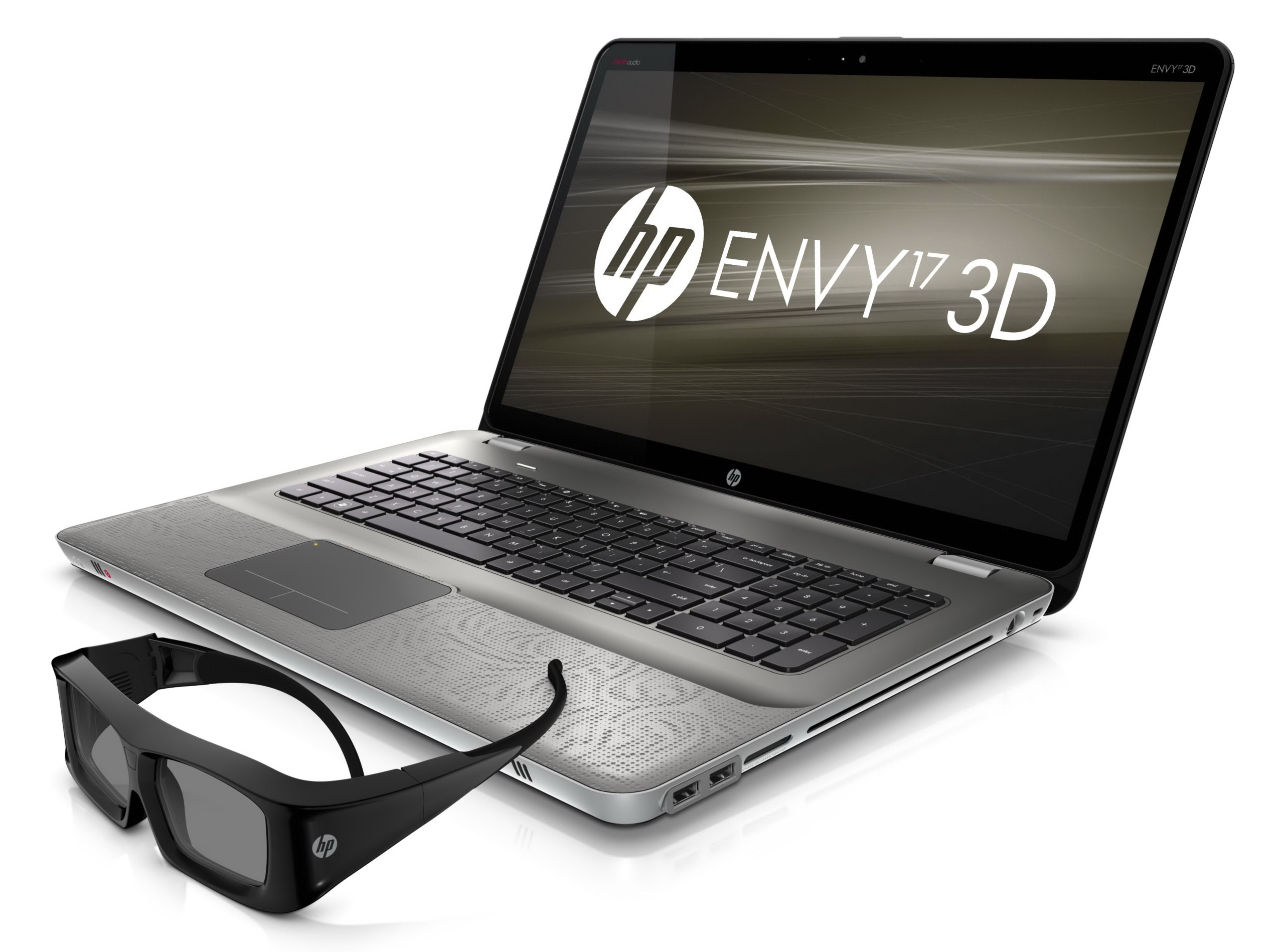 Review of the HP Envy 17 3D Laptop for Stereoscopic 3D Use  3D Vision