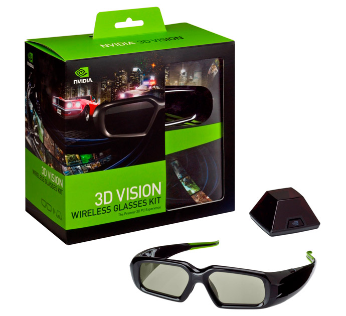The Nvidia 3D Vision Shutter Glasses Get an Update and Price Slash ...