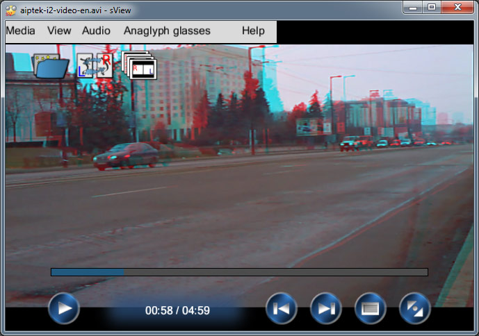 3d video player - фото 6