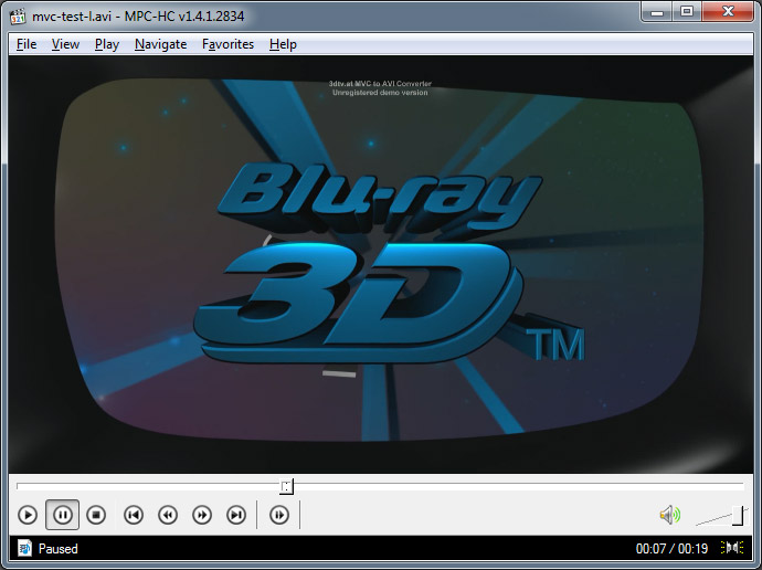 nvidia 3d vision video player 1.6.9 free