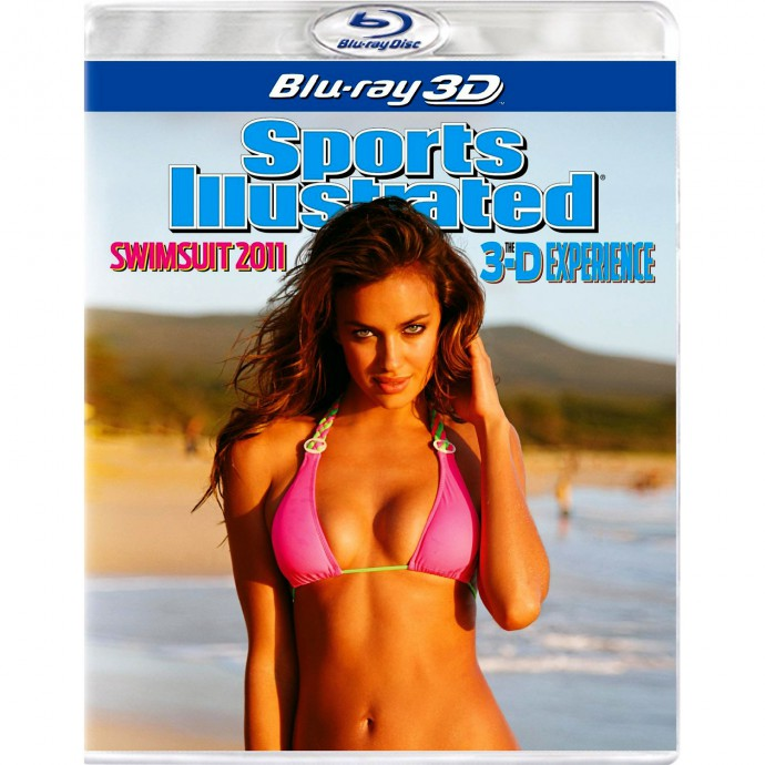 Sports Illustrated Swimsuit 2011: The 3D Experience on Blu-ray 3D