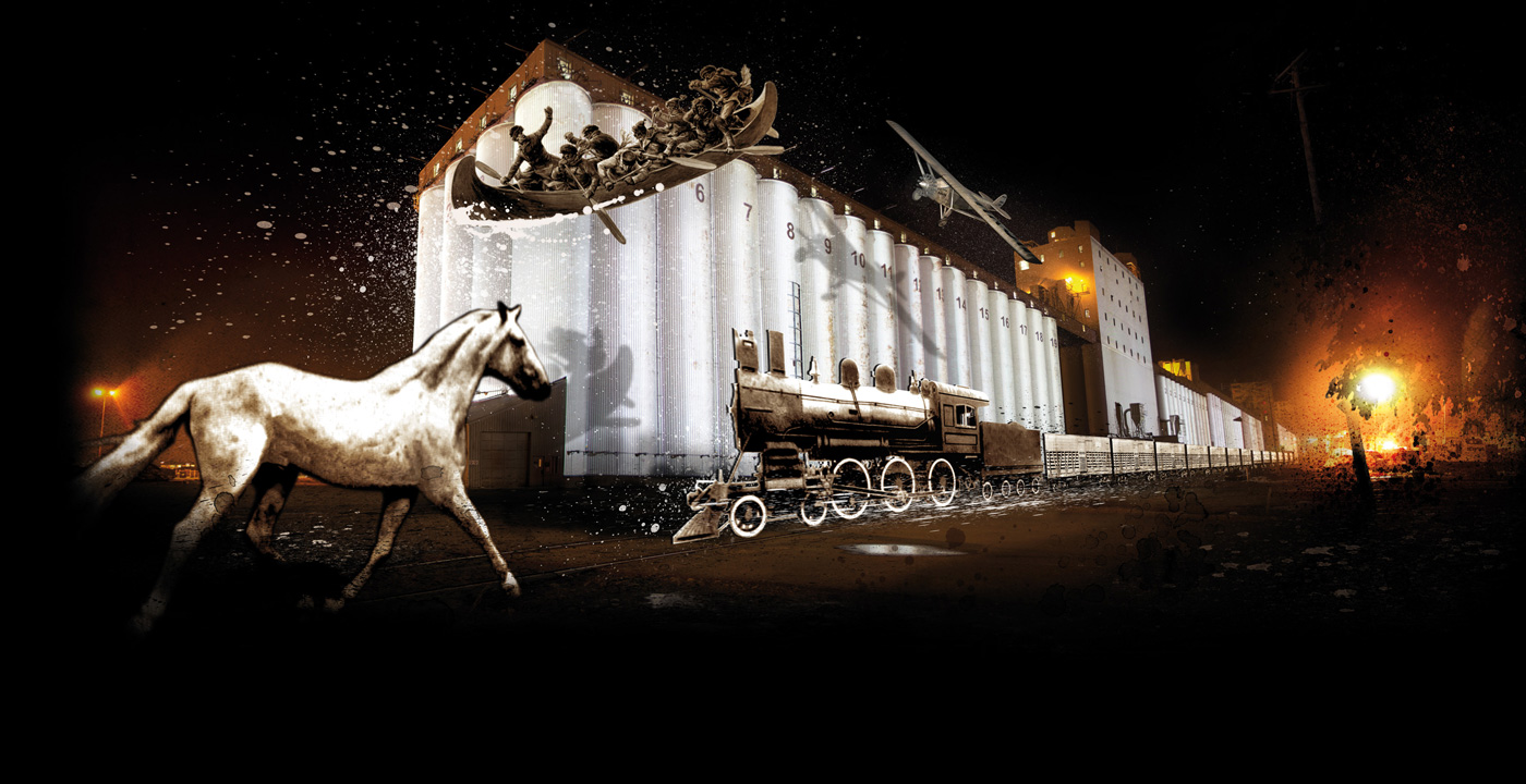 3D Video Mapping on Buildings