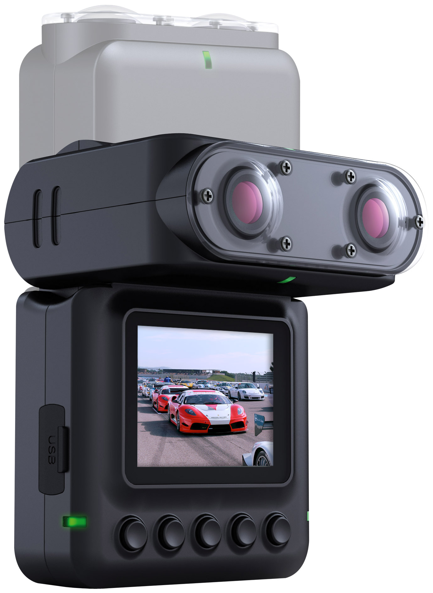 Camsports Fusion 3D Portable Action Camera is Coming Soon - 3D ...