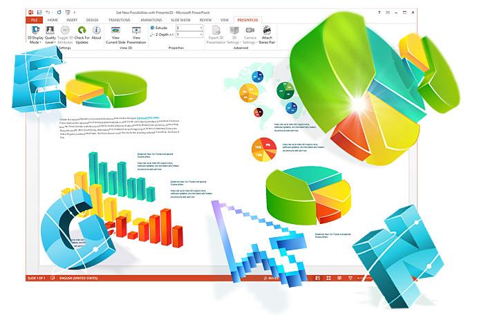 PowerPoint 3D - 3D Vision Blog
