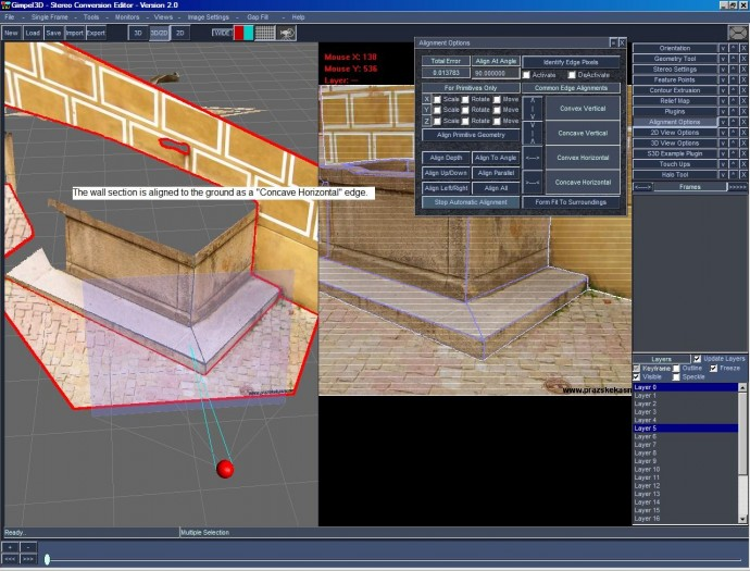 gimpel3d-interface-screenshot