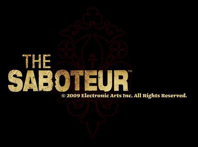 the-saboteur-logo