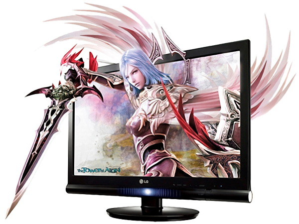 Stereoscopic 3d Gaming Computer: 3d Gaming Monitor