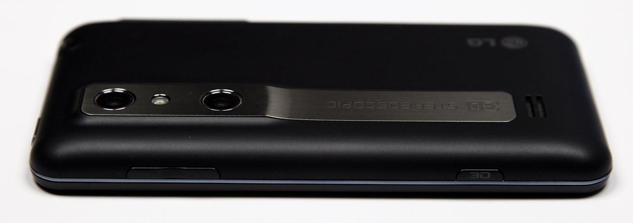 Testing the 3D Capabilities of the LG Optimus 3D P920